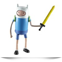 10 Super Posable Finn With Changing Faces