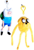 adventure time finn jake exclusive plush