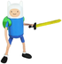 adventure time finn action figure assortment