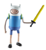 adventure time super posable finn changing