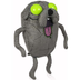 adventure time exclusive zombie jake plush