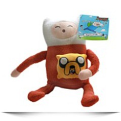 Adventure Time 10 Plush Finn In Pajamas