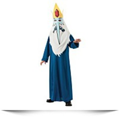 Adventure Time Childs Ice King Costume