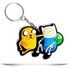 Adventure Time Finn And Jake 3D Rubber