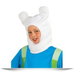 Buy Adventure Time Finn The Human Headpiece