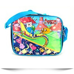Adventure Time Insulated Lunch Box Tote