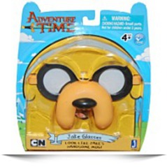 Adventure Time Jake The Dog Costume Glasses