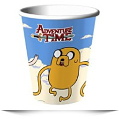 On SaleAdventure Time Party 9OZ Hotcold Cups