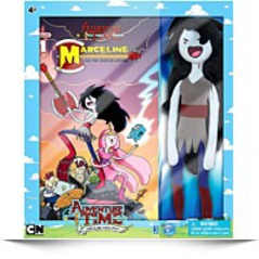 Buy Adventure Time Plush Marceline With Comic