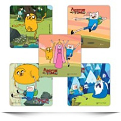 On SaleAdventure Time Stickers