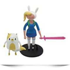 Fionna 3 Action Figure With Cake Accessories