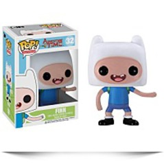 On SalePop Television Adventure Time Finn Vinyl