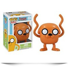 On SalePop Television Adventure Time Jake Vinyl