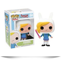 Pop Television Fionna Adventure Time