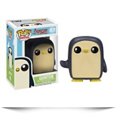 Pop Television Gunter Adventure Time