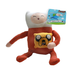 jazwares adventure time plush finn pajamas