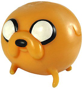Adventure Time Splat Toys, Jake