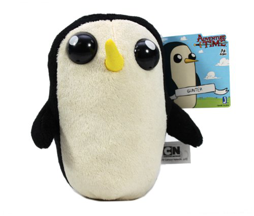 Adventure Time Gunter 6 Plush